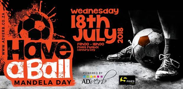 Mandela Day 5s Futbol